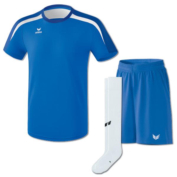 Liga v2 Tshirt blåvit
