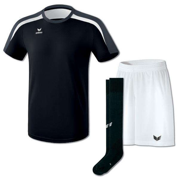 Liga v2 Tshirt svartvit