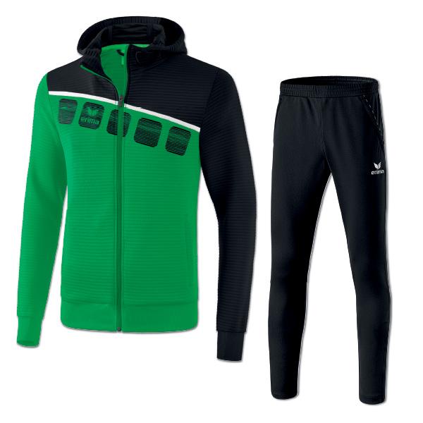 5-C Trhood smaragdsvart