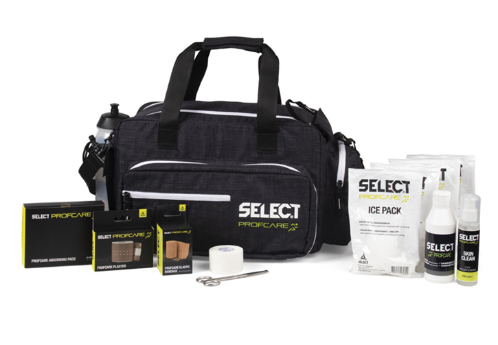 Medical_bag_Junior_with_content_Profcare_black_white
